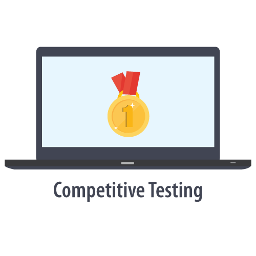 Competitive Testing Link